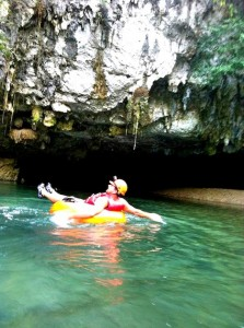 Cave tube in Belize with our All Inclusive Adventure Packages