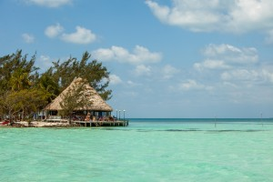 Enjoy the crystal-clear waters surrounding your very own romantic, all inclusive private island!