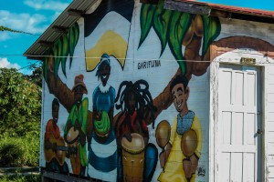 Gulisi Garifuna Museum and School located in Dangriga, Belize