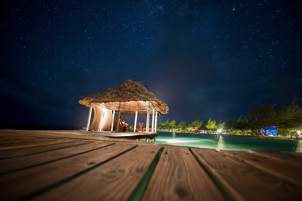 Coco Plum Island Resort named Top Hotel for Romance in Belize