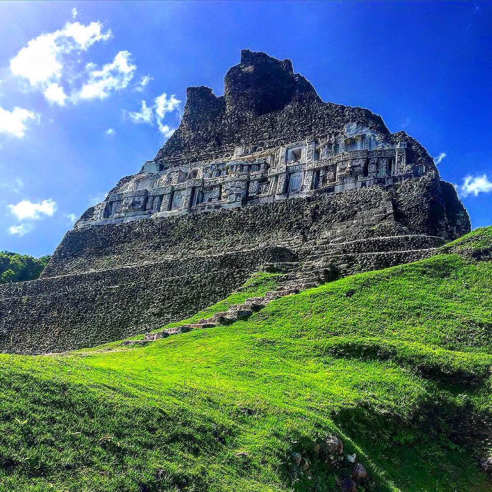 New Discovery Uncovered at Xunantunich Maya Site in Belize