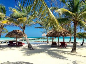 Belize all inclusive romantic private island