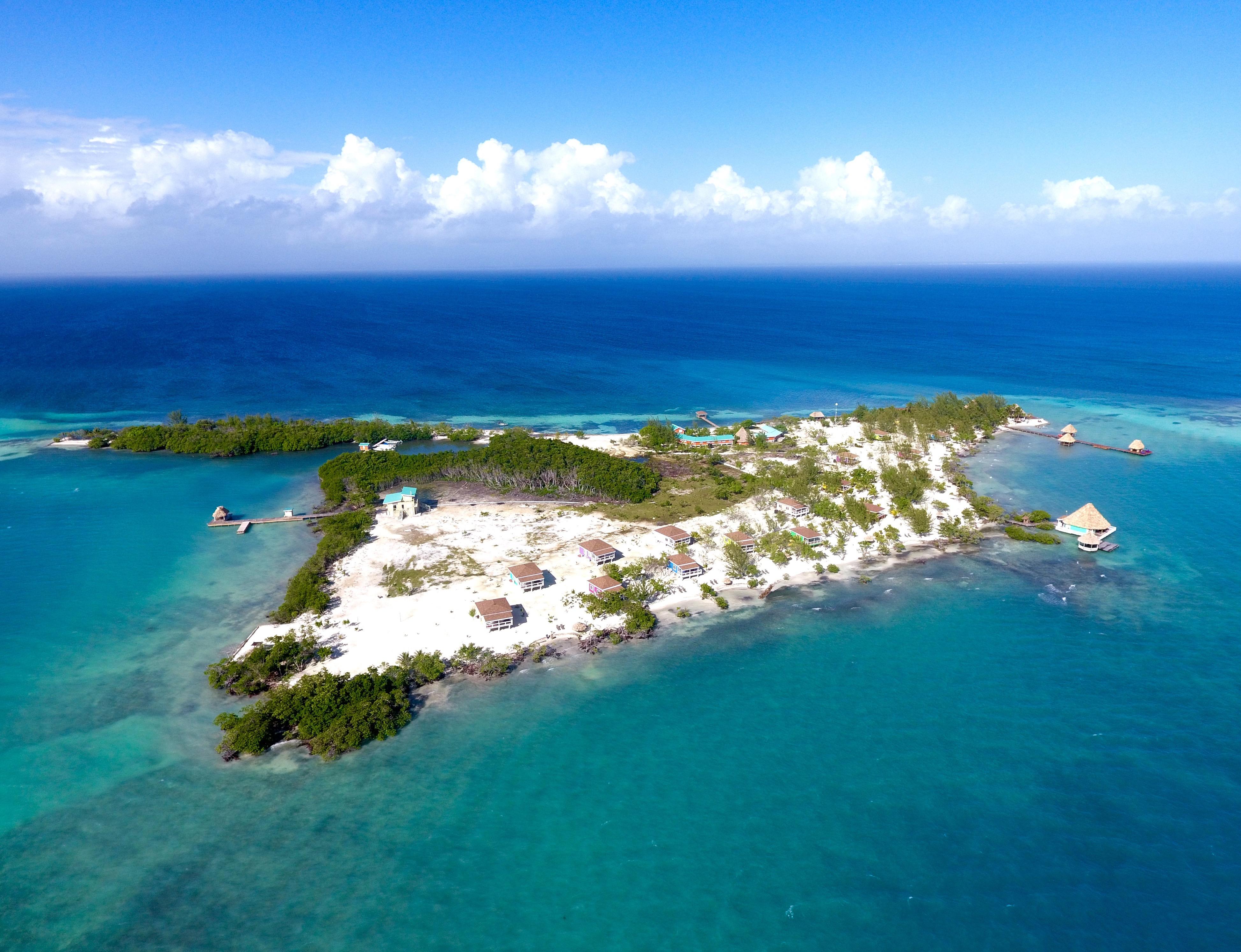 Belize-private-island