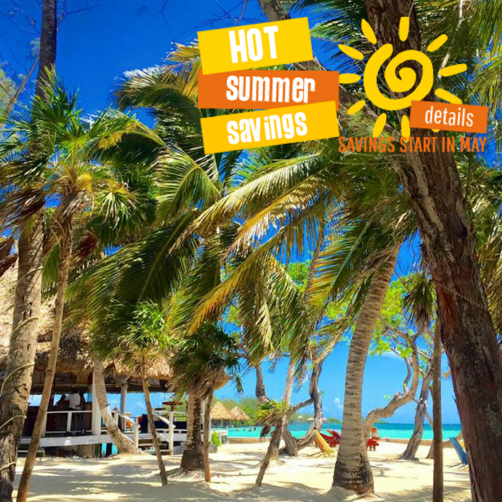 Summer vacation deals