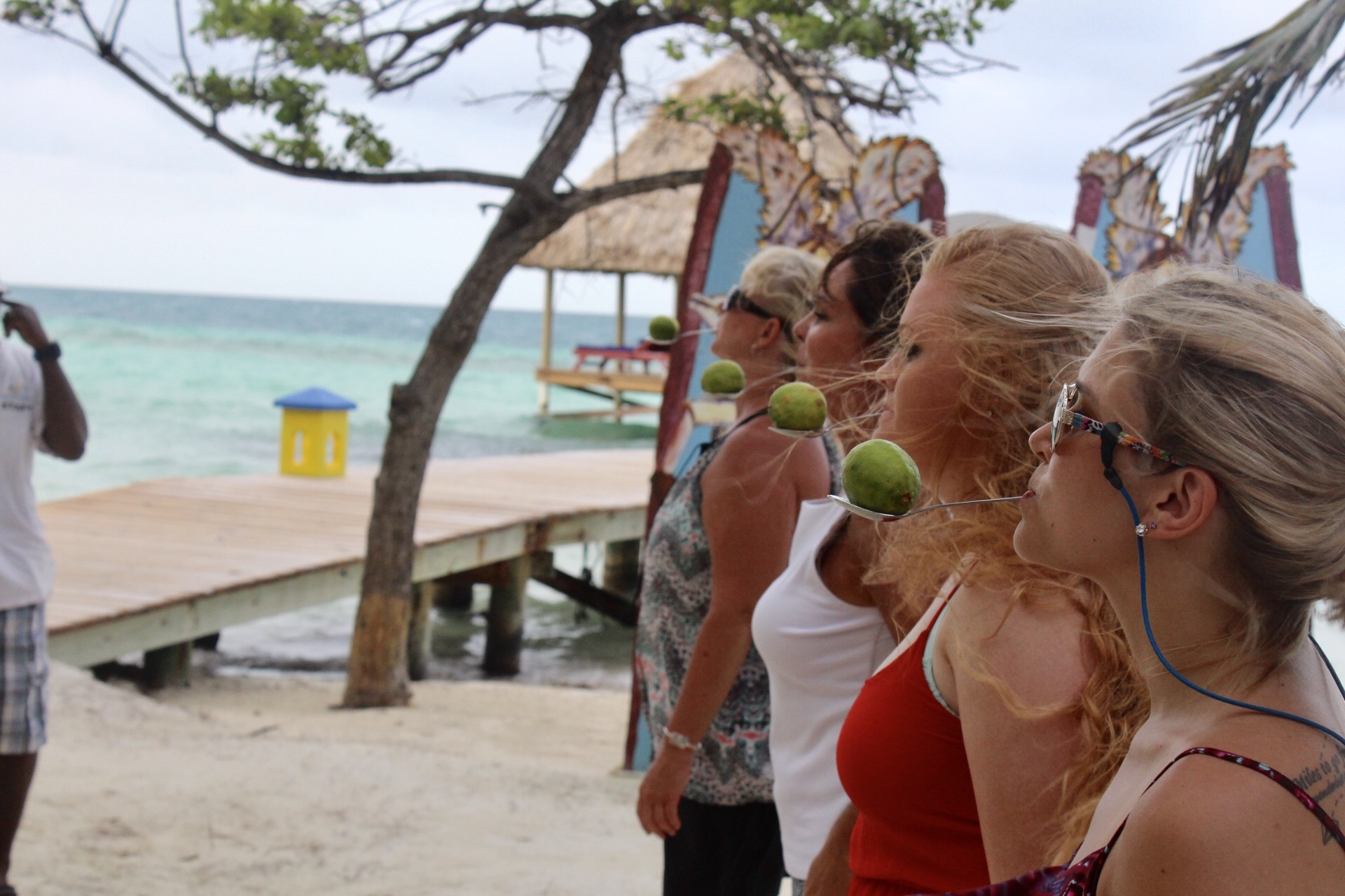 Contests and game at Coco Plum's second annual Lobster Fest!