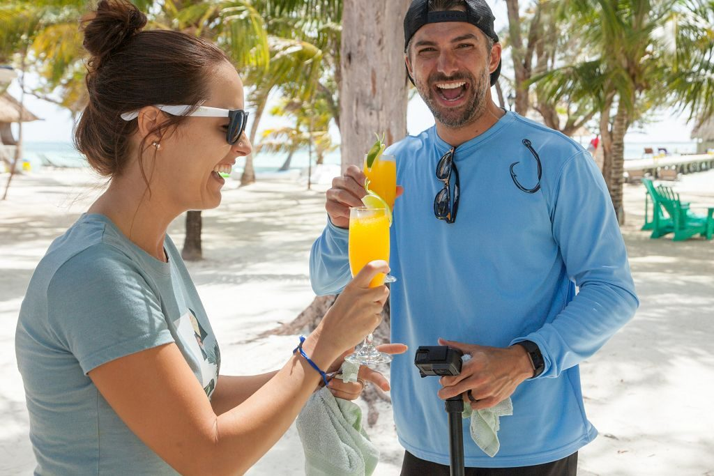 Belize All Inclusive Resort Drinks