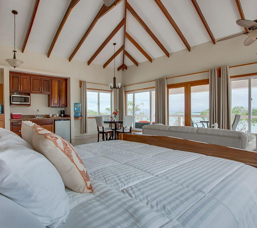 Premium Suite-Style Oceanfront Cabanas