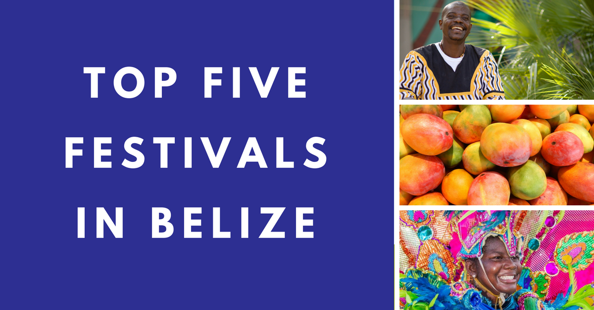Top 5 Belize Festivals You Don't Want To Miss