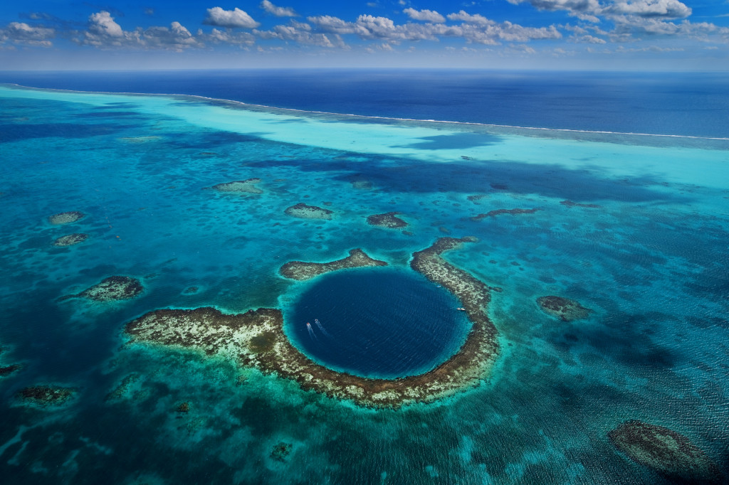 belize blue hole