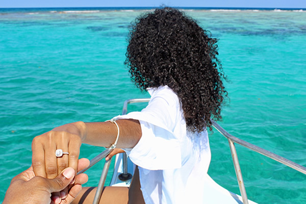 Coco Plum Makes The Perfect Setting For An Unforgettable Proposal