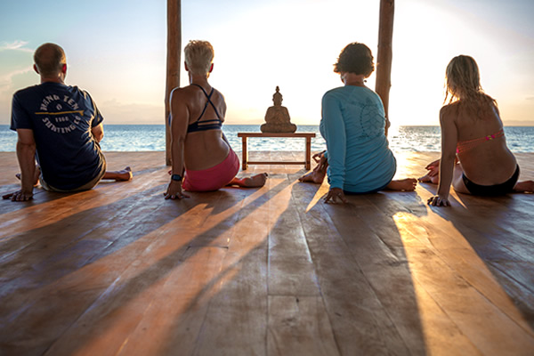 Affordable Summer Vacation - Do Yoga