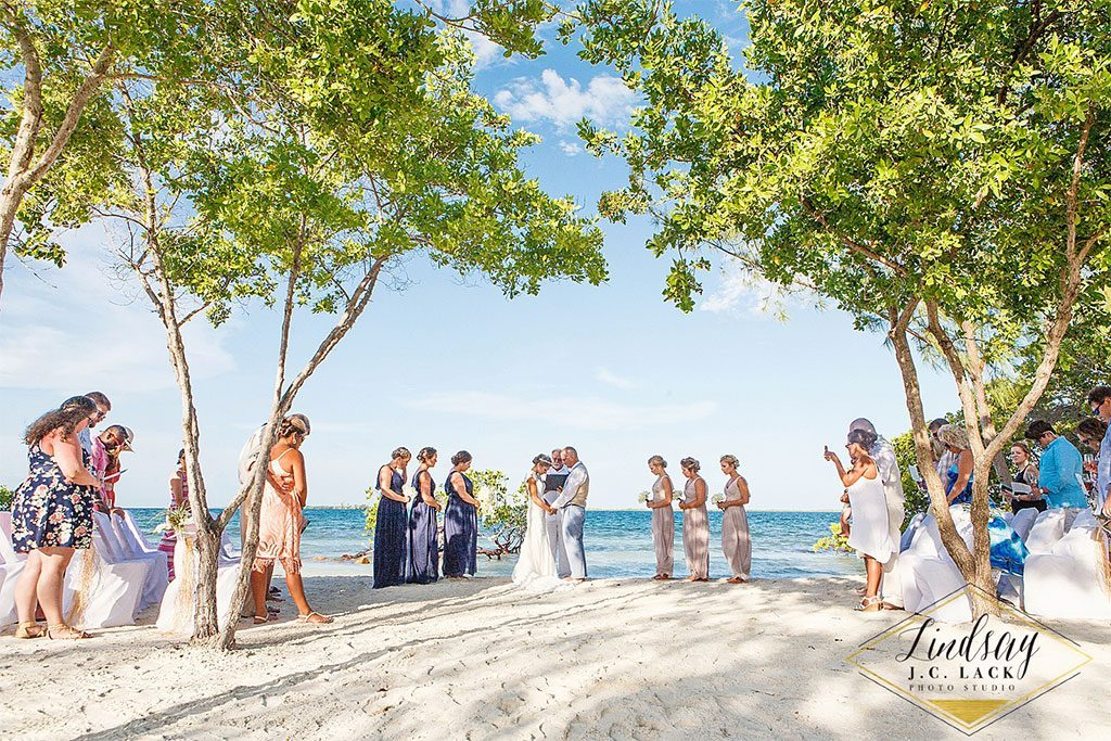 belize featured wedding