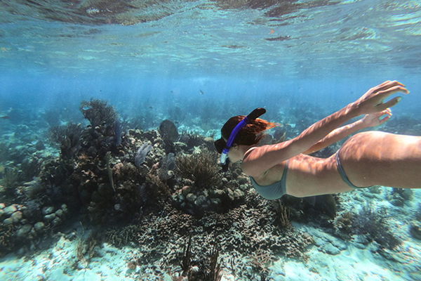 belize barrier reef vacations