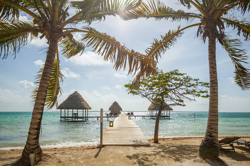 visit this belize island resort in 2020