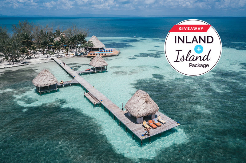 win a free belize all inclusive vacation