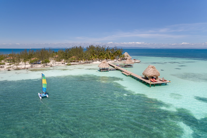 august in belize