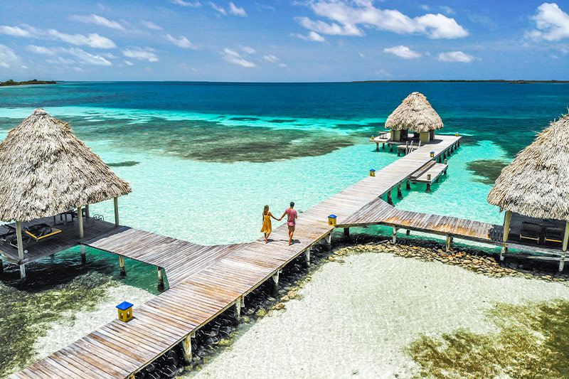 Enjoy A Romantic All Inclusive Honeymoon in Belize