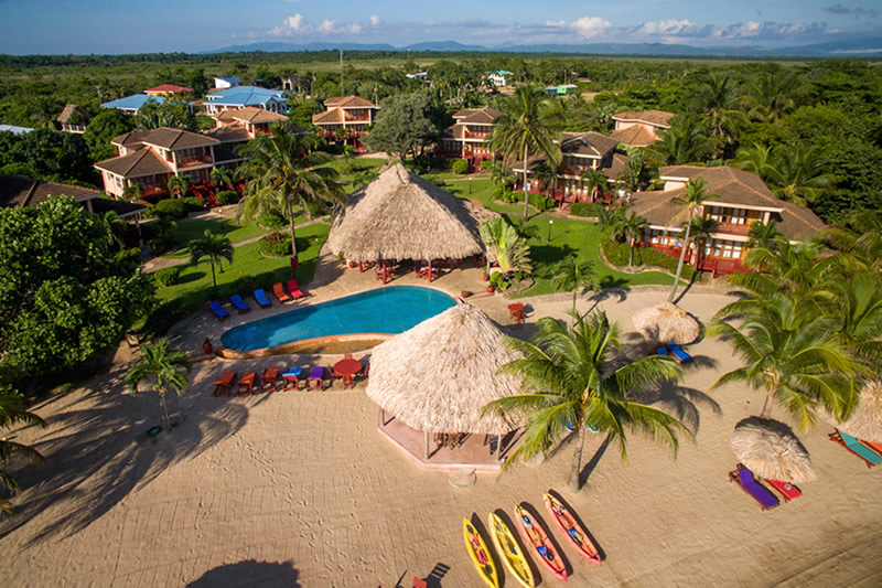 Belizean Dreams Resort, Hopkins