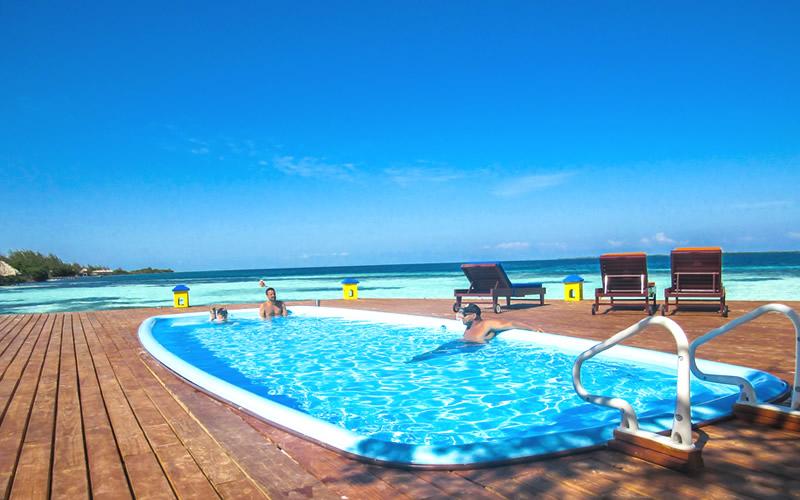 Private Island Retreat In Belize
