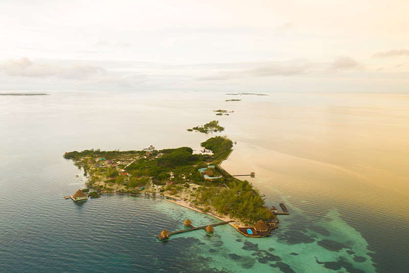 Belize's Best Island Resort
