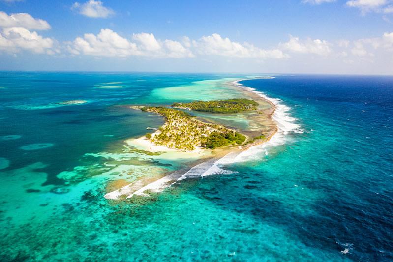 Glover's Reef Belize - Manta island Resort