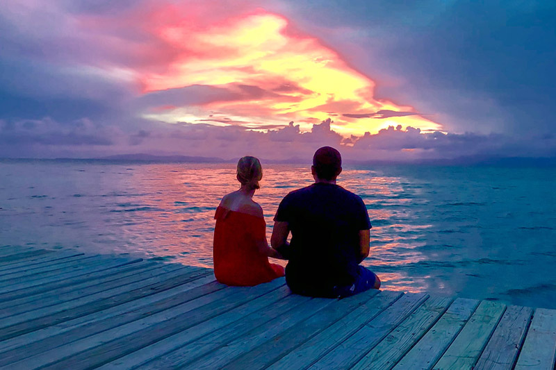 Honeymoon on a Private Belize Island