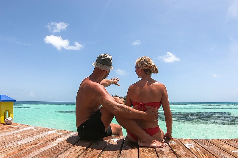 You can Afford this Romantic Belize Island Vacation