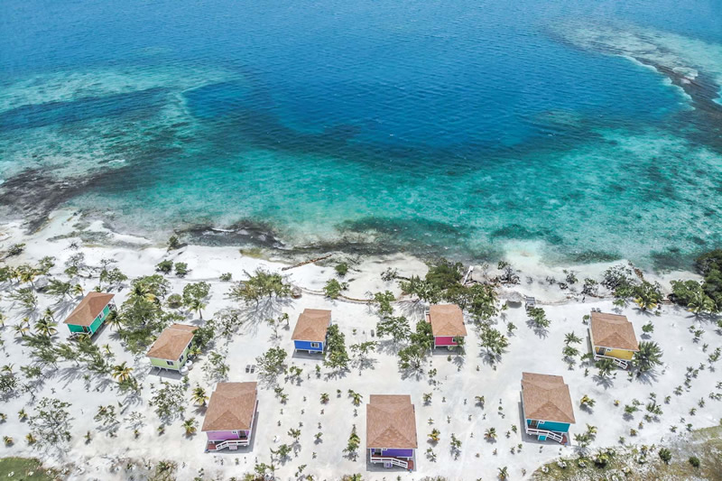 visit belize this fall
