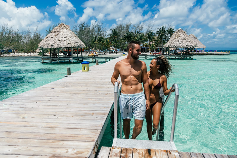 Perfect Belize Couples Vacation