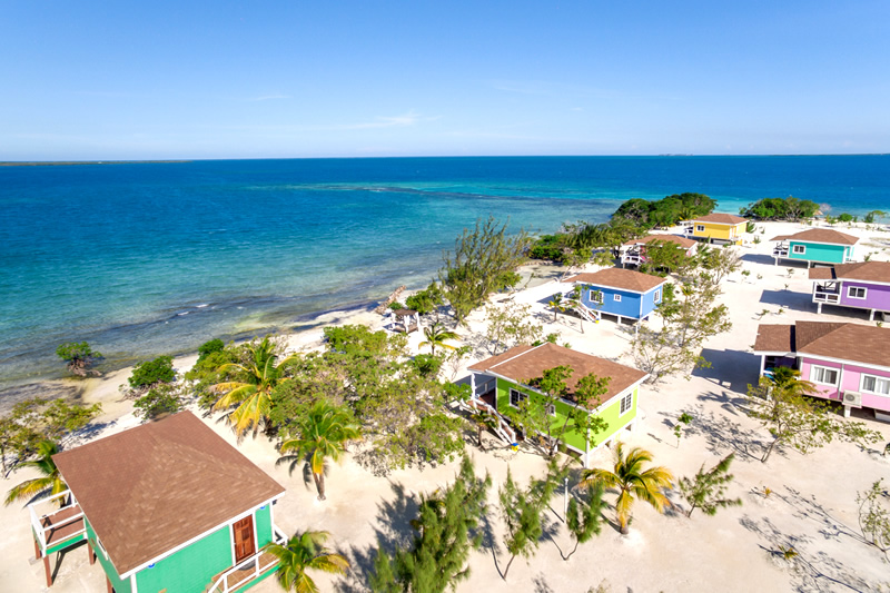 Where to winter in Belize