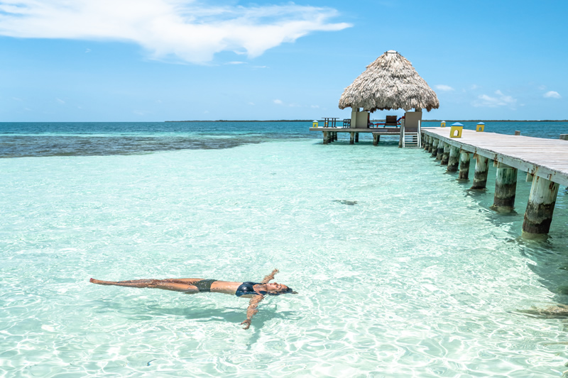 Summer 2022 Belize Private Island Vacation