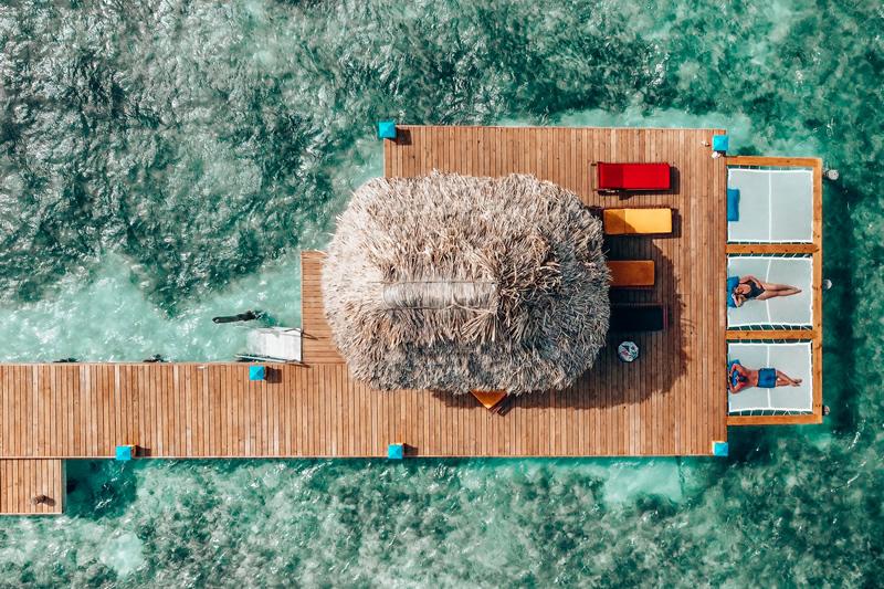 Belize Island Vacation