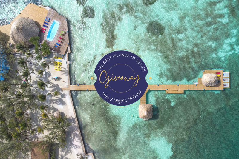 win a belize all inclusive vacation