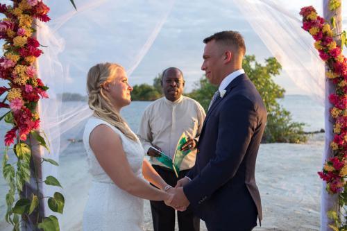 Say I do in Belize