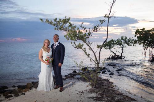 Belize Destination Wedding Guide - Sunset