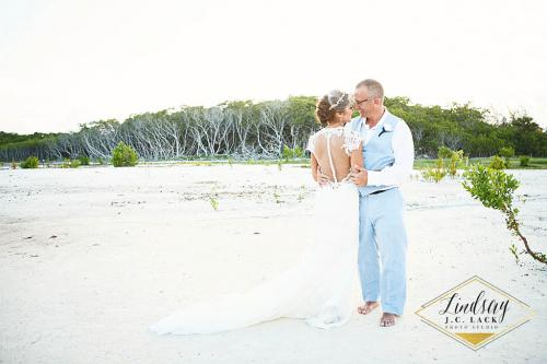 Belize Wedding Requirements - Couple on the beach