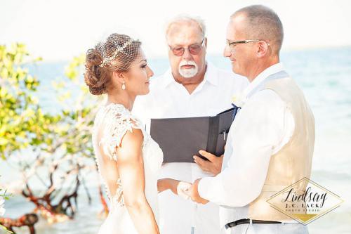 Coco Plum Belize Wedding Vows