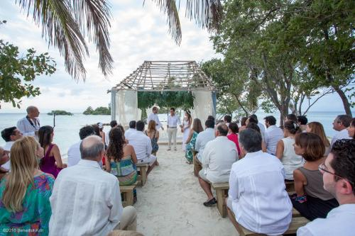 Belize wedding package